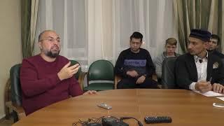 Эльмир Кулиев в РИУ. Ответы на вопросы