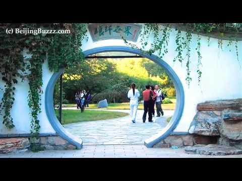 The Beijing Botanical Garden, China