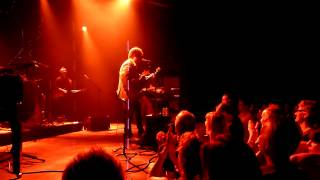 Ron Sexsmith, Sun's Coming Out & Imaginary Friends, Doornroosje (Nijmegen), 02-07-2015