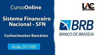 BRB 2019 - Sistema Financeiro Nacional - SFN - Conhecimentos B…