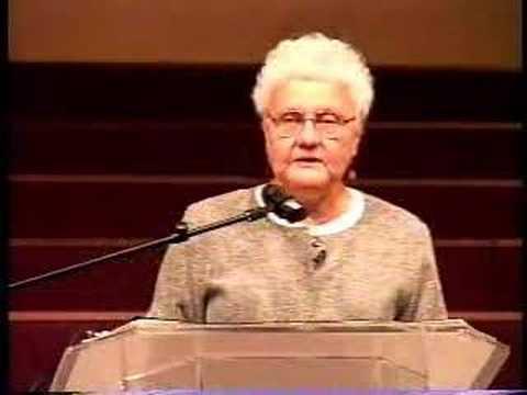 Mary Nelson Sermon:  CCDA 2002 Conference