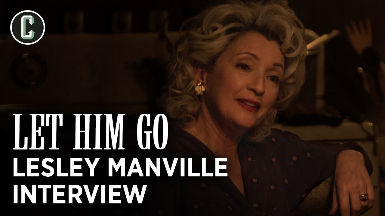 Lesley Manville on Let Him Go and Why She Enjoys Playing Bad People