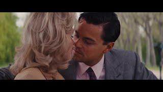 The Wolf Of Wall Street | Leonardo Dicaprio And Joanna Lumley | Jordan Kisses Aunt Emma Hd