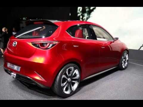 Mazda Cx 3 Crossover Based On The Mazda2 Hatchback Coming