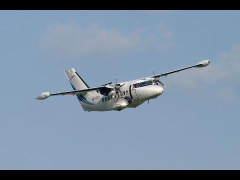 Проектирование самолета l-410ng было начато aircraft industries в 2010 году. Основным отличием l-410ng является модернизированное крыло с.