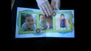 Детская фотокнига Премиум в фотообложке(Фотокнига Премиум в твердой персональной фотообложке. Размер: 20х20 Количество разворотов: 27 Страницы и обло..., 2012-03-01T05:54:11.000Z)