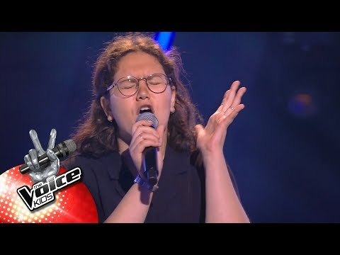 Angelina - 'Smells Like Teen Spirit' | Blind Auditions | The Voice Kids | VTM