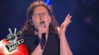 Baixar Angelina - 'Smells Like Teen Spirit'   Blind Auditions   The Voice Kids   VTM