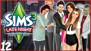 Lets Play: The Sims 3 Latenight-(Part.12)-Celebrity Challenge