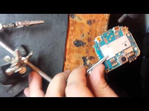 Sony Ericsson XPERIA neo V MT11i замена гнезда зарядки