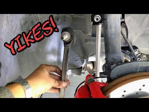 Fix Your Mercedes-Benz Sway Bar Link