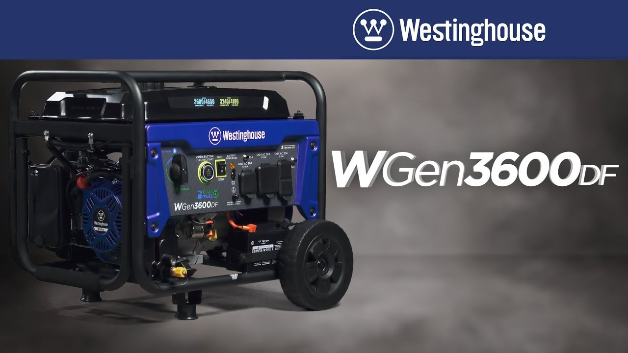 Best Dual Fuel Generator Reviews (2019 Comparison)