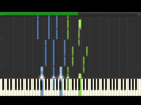 Vanessa Carlton  A Thousand Miles Piano Tutorial
