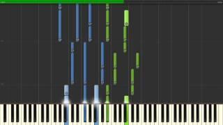 Vanessa Carlton - A Thousand Miles Piano Tutorial