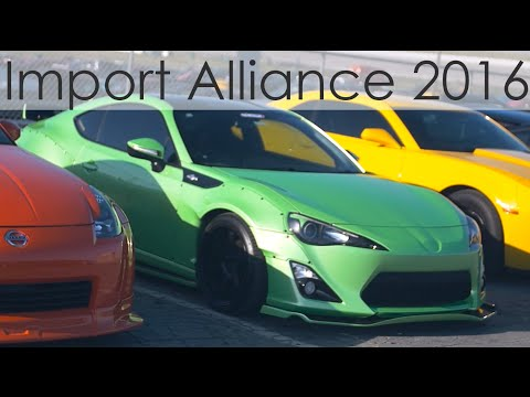 Import Alliance 2016 // Gears and Gasoline