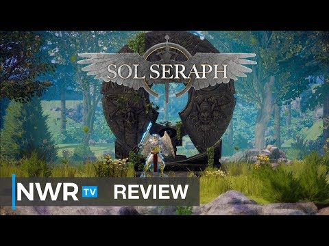 SolSeraph (Nintendo Switch) Review - YouTube