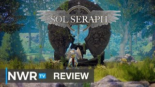 SolSeraph (Nintendo Switch) Review (Video Game Video Review)