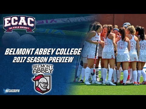 2017 ECAC DII Field Hockey League Preview: Belmont Abbey