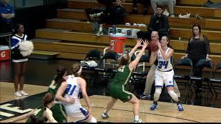 2017-18 Women's Basketball Highlights vs. Tiffin