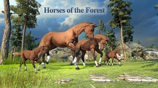 Horses of the Forest Android Gameplay