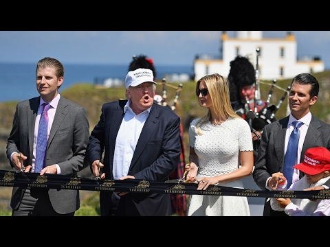 Trump Organization business trip cost taxpayers