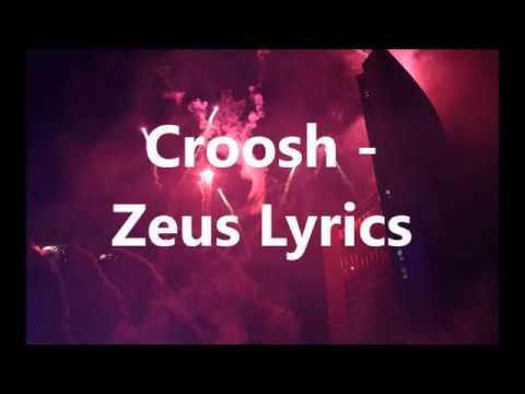 Croosh - Zeus Lyrics