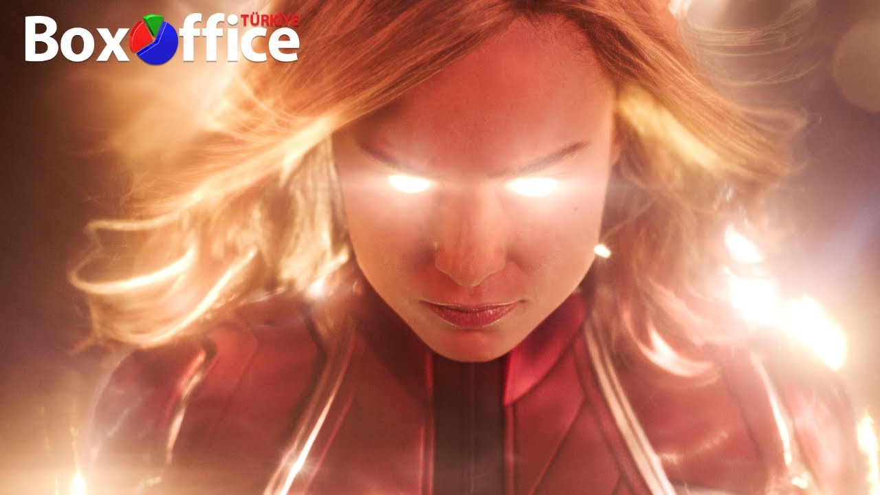 Captain Marvel: Teaser (Türkçe Altyazılı)