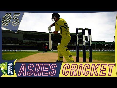 Ashes Cricket | 5th ODI Full Highlights | Australia Vs England (4K Xbox One X)