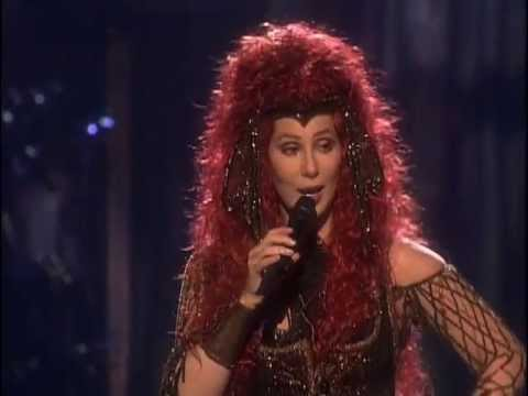 cher   LIVE IN CONCERT