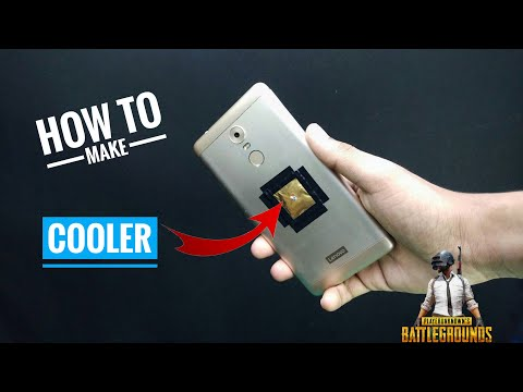 How To Make Smartphone Cooler | Smartphone Cooler