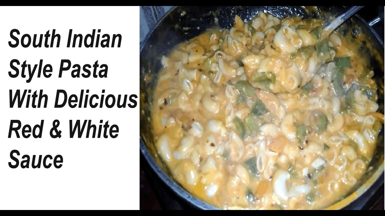 Indian style macaroni pasta recipe in tamil pasta with red indian style macaroni pasta recipe in tamil pasta with red white sauce vegetable pasta forumfinder Choice Image