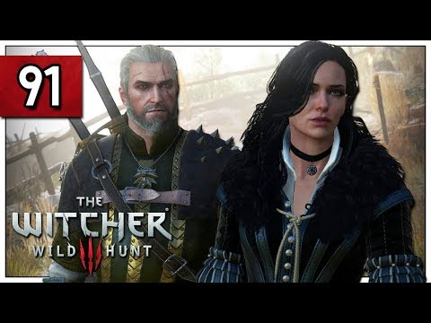 Let's Play The Witcher 3 Blind Part 91 - Missing Persons, Hindarsfjall - Wild Hunt GOTY PC Gameplay thumbnail