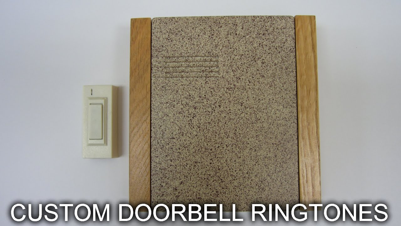 & Doorbell Chimes Seasonal Themes and Custom sounds | 1800Doorbell