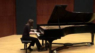Piano Sonata No. 3, Op. 5: V. Allegro moderato ma rubato
