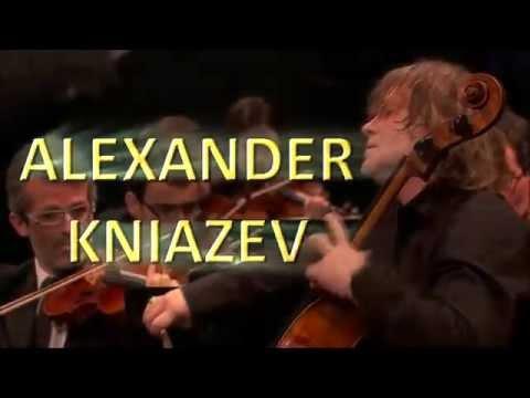 Alexander Kniazev, Kasparas Uinskas concerts in Lithuania