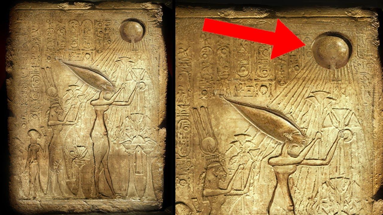 Artefactos Más Misteriosos Del ANTIGUO EGIPTO