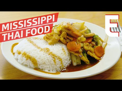 A Thai Restaurant Making a Home in Oxford, Mississippi — SFA