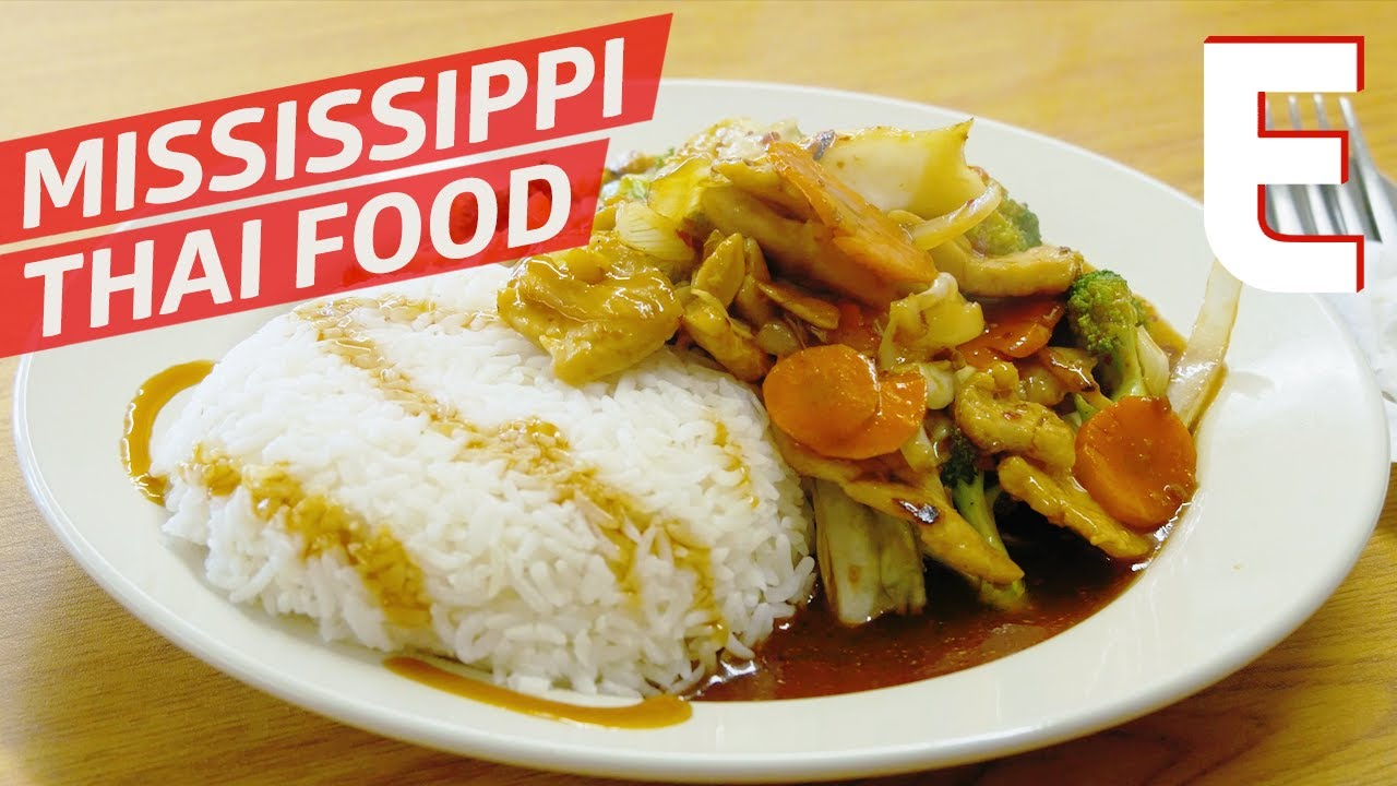 Thai Food Mississippi