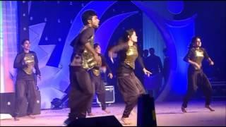 Maari # Kathi Theme #Aathichudi # Dance Cover # Stage Performance# Ashik Choreography 1