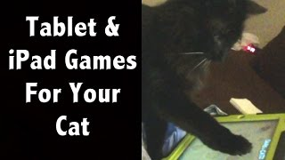 Cat Game App For Your iPad or Kindle