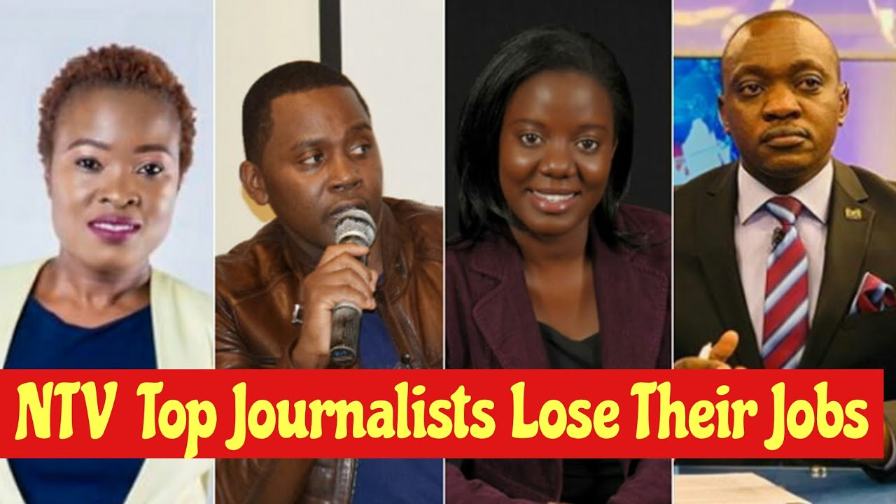 NTV sends home top journalists | Ken Mijungu Debarl Inea Sharon Mbaranga among them #KenMijungu