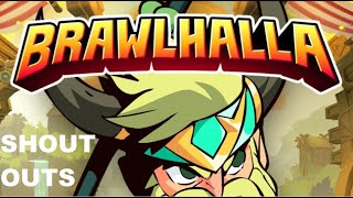 *NEW* Brawlhala SHOUTOUTS!!! - PS4 Livestream with your target audience