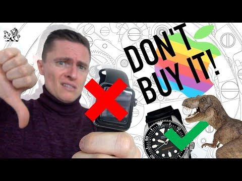 Don't Buy An Apple Watch! - 5 Reasons A Real $200+ Watch Is Better