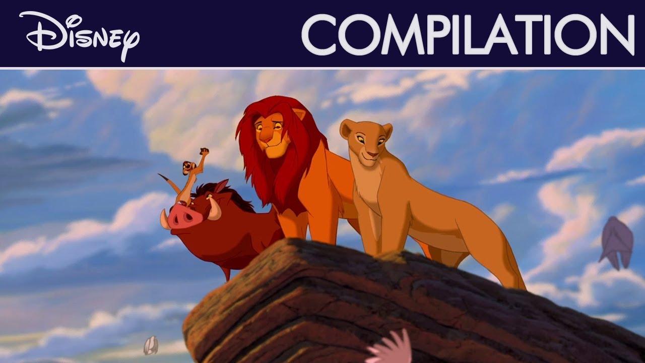 Le Roi Lion - Toutes les chansons du film ! | Disney