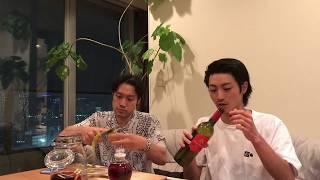 内田朝陽 木村達成.