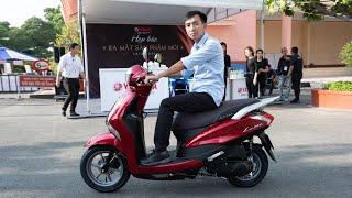 Chi tiết Yamaha Latte: hướng đến nữ giới, cốp rộng 37 lít, SmartKey   Xe.tinhte.vn