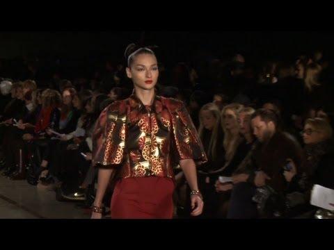 New York / Zac Posen Ready-To-Wear Fall/Winter 2012/13 (fashion show)