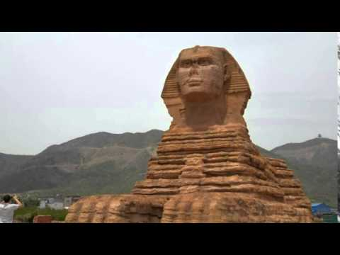 China's Fake Sphinx To Be Demolished After Egypt's Complaint To UNESCO To Protect The Sphinx