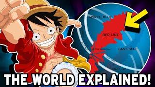 EXPLAINING the One Piece World    One Piece 101   Grand Line Review