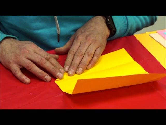 Мастер-класс. Оригами
